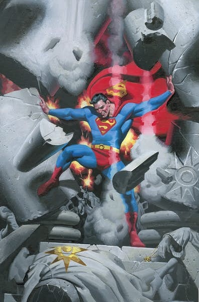 Action Comics 1000 - Variant by Steve Rude