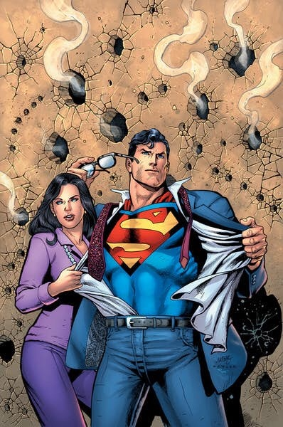 Action Comics 1000 Variant - Dan Jurgens and Kevin Nowlan