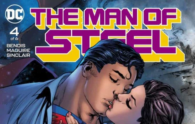 The Man of Steel - Issue 4