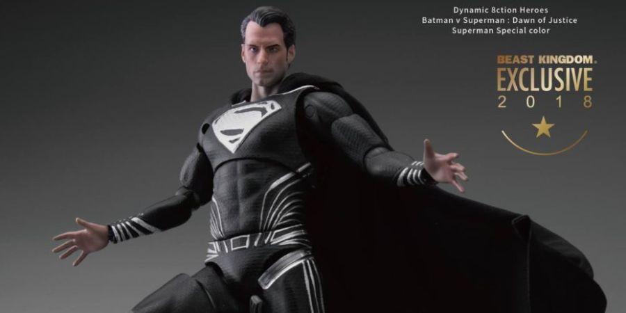 Beast Kingdom Superman