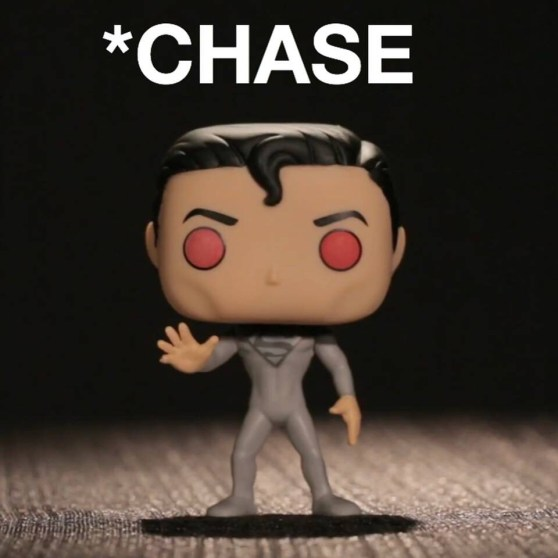 Superman Flashpoint FUnko Pop Chase