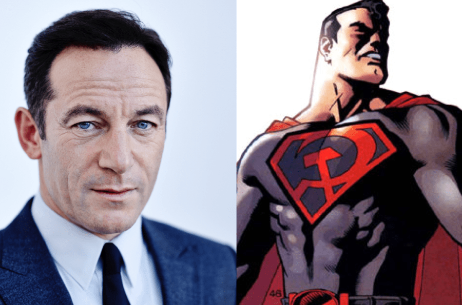 Jason Isaacs - Superman - Superman Red Son The Aspiring Kryptonian