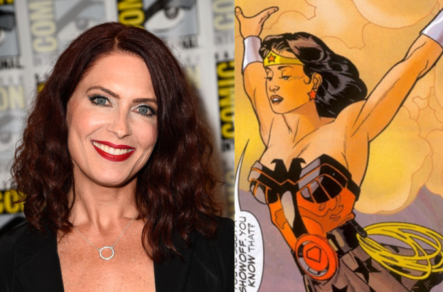 Vanessa Marshall - Wonder Woman- Superman Red Son The Aspiring Kryptonian
