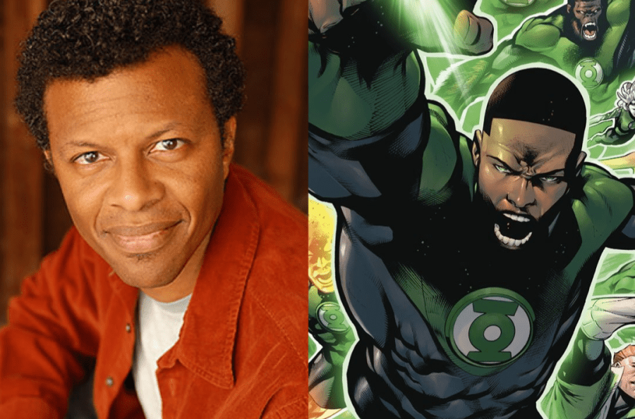 Phil LaMarr - John Stewart - Superman Red Son The Aspiring Kryptonian