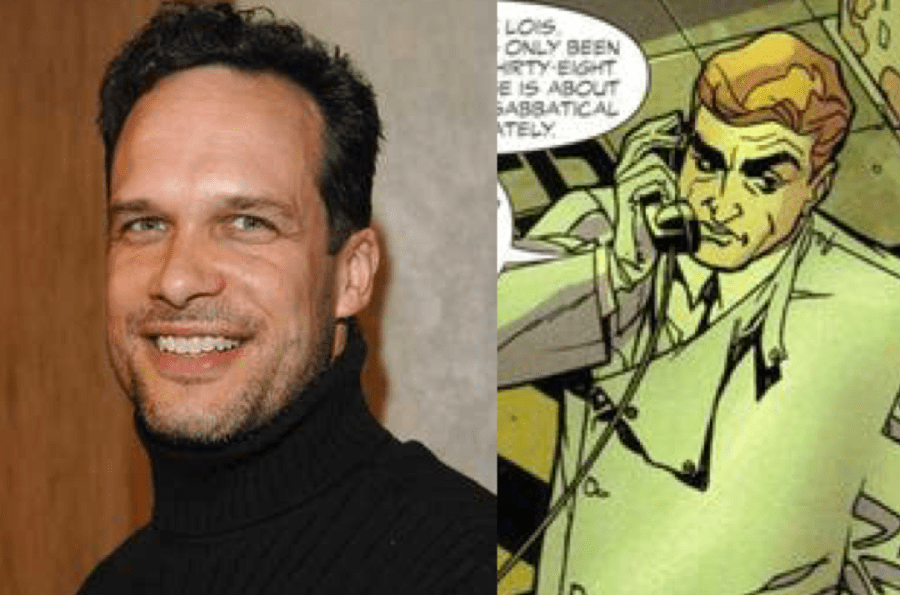 Diedrich Bader - Lex Luthor- Superman Red Son The Aspiring Kryptonian