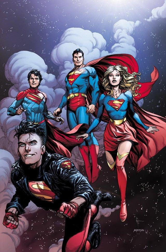 Action Comics #1027 | The Aspiring Kryptonian