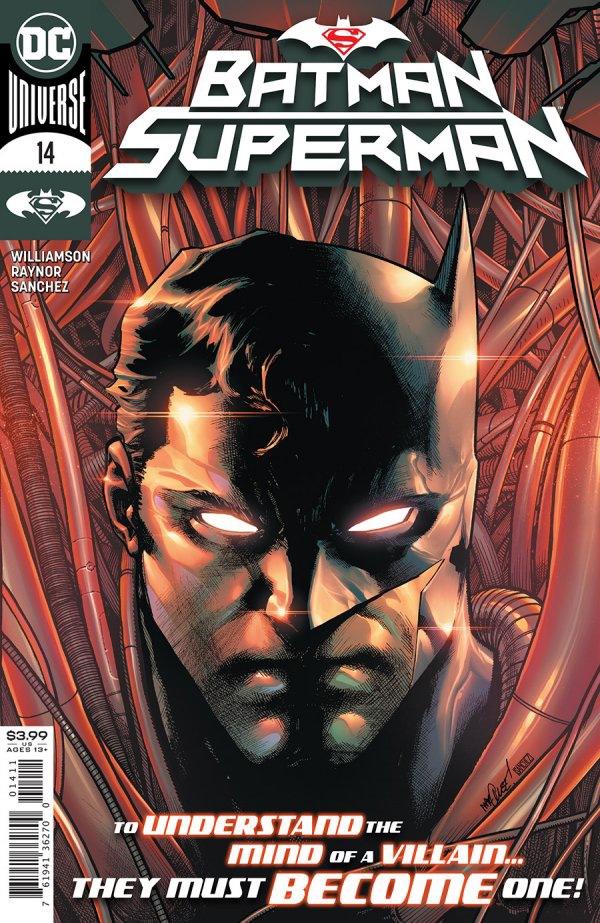 Batman/ Superman #14 Review