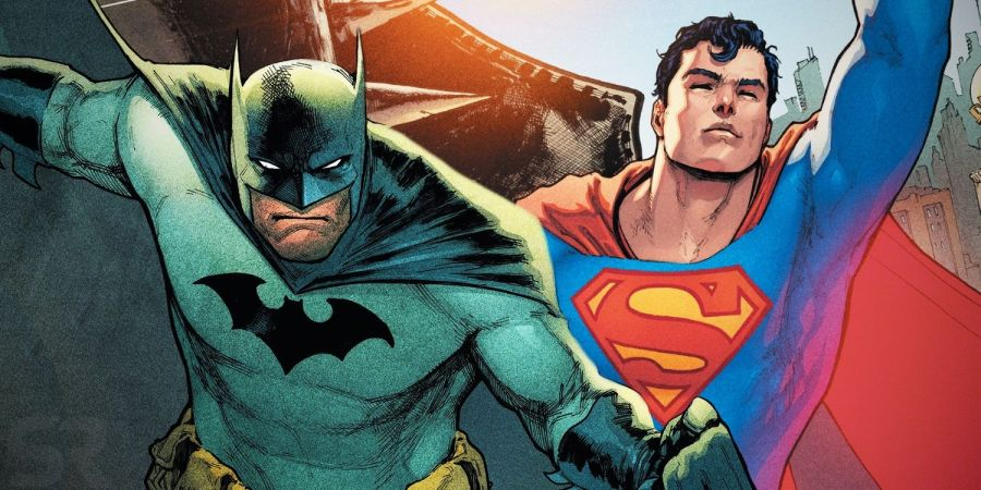 Batman/Superman Creative Team