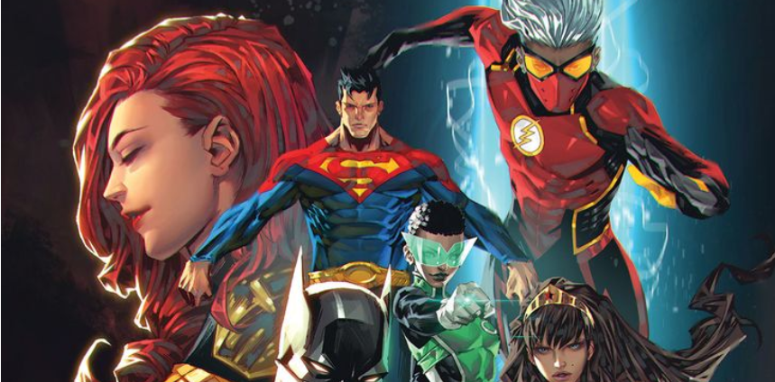 Future State: Justice League #1
