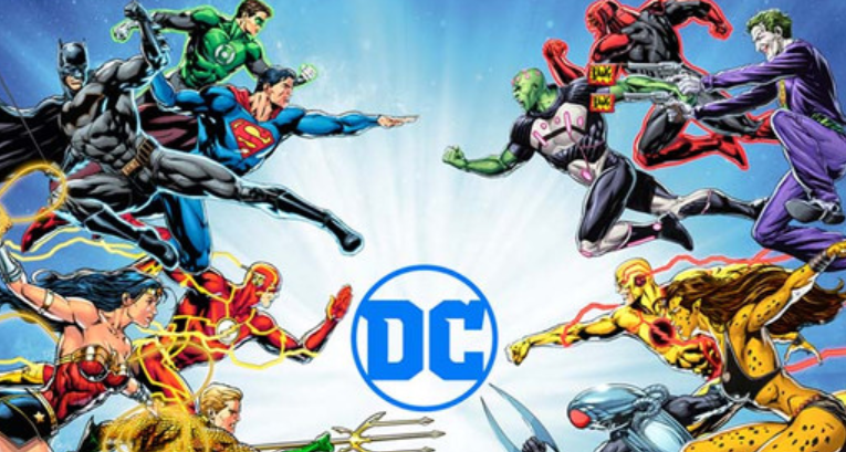 DC and Spotify Superhero Podcast