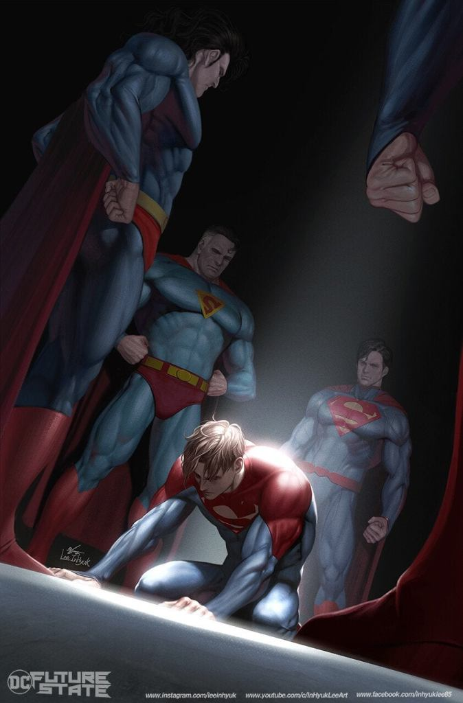 Review: Future State: Superman of Metropolis #2 - The Aspiring Kryptonian
