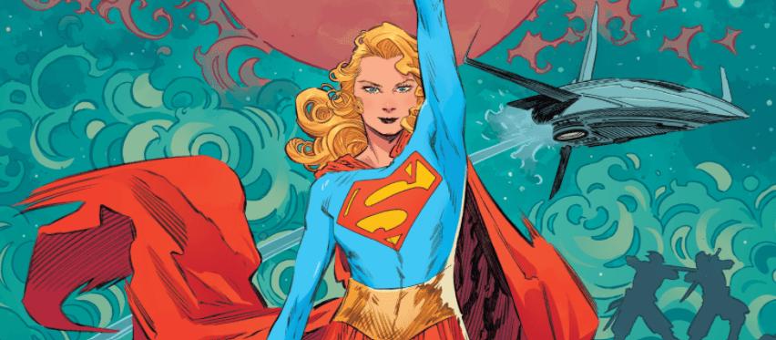 Supergirl: Woman Of Tomorrow