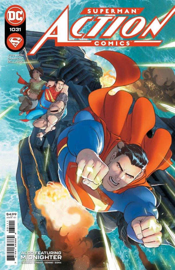 Action Comics #1031 Review | The Aspiring Kryptonian
