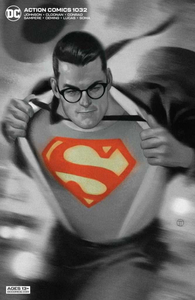 Action Comics #1032 Review   The Aspiring Kryptonian