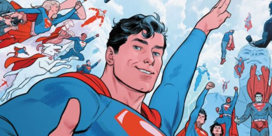 Superman: Red & Blue #6