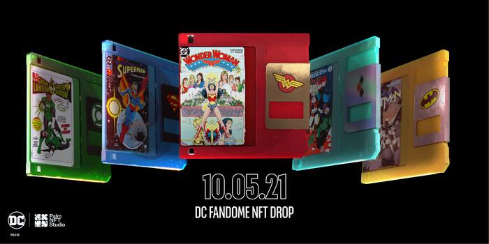 NFT's DC FanDome