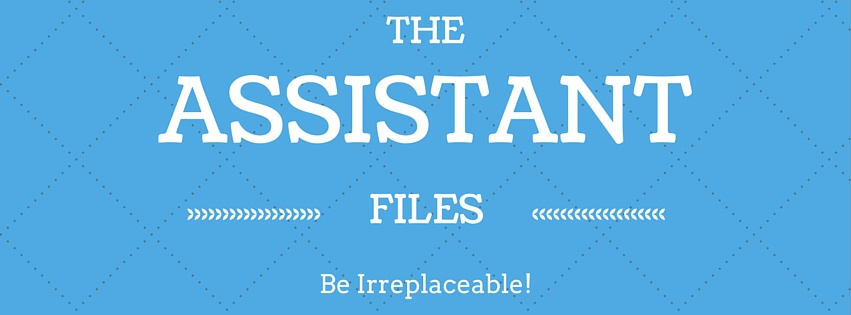 The Assistant Files by Elizabeth Gilbert