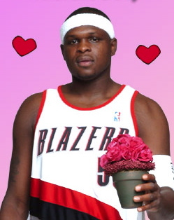 Image result for zach randolph funny
