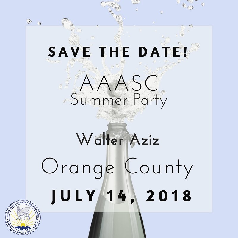 AAASC Summer Party