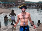 """Chicago, IL - """"I started vlogging to have a more highly produced version of an archive of my life. This year's vlog of the Assyrian convention is footage from a lot of different things. It's both the pool parties and something more in-depth and cultural, so a mix of both. I also did a lot of things that doing a vlog for wouldn't do justice, like the youth summit. You have to be there for that, it's not the same to see it, you have to be there and interact with people. One day I'm going to look back and have all of these memories nicely produced of what I did at this convention. I encourage everyone to do it."""""""