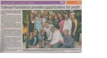 Newspaper Article 2010