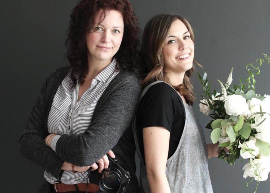 The Atelier – Blog – Nataschia and Kalin from Bloom & Co