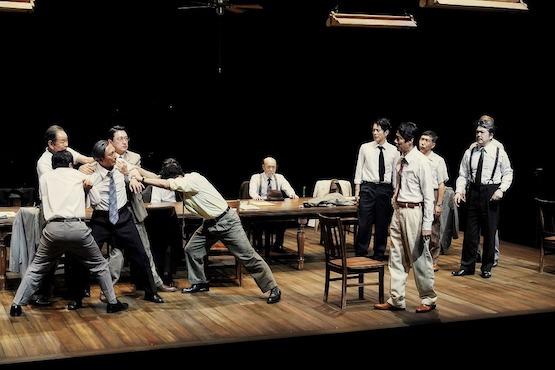 【みんなの口コミレビュー】舞台『十二人の怒れる男』の感想評判評価