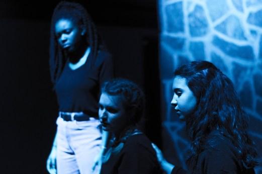 VOX: WOM(A)N Ensemble Members, Photo by Dante Haughton