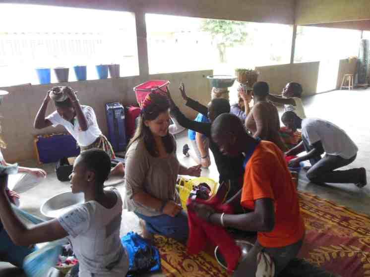 Interkulturelles Jugendtheaterprojekt TTT Afrika - 20