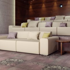 Home Cinema Sofa Seating Uk Cleaning White Leather Theater Chairs And Media Room Furniture
