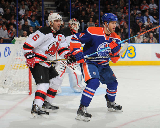 huge selection of 31b2f 5f44b Oilers deal Taylor Hall to Devils for Adam Larsson – The ...