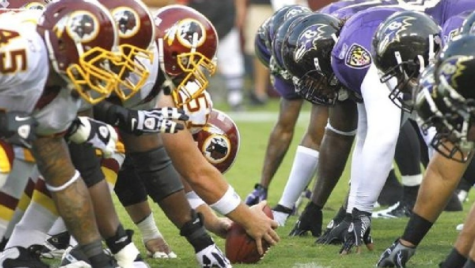 Image result for Redskins vs Ravens pic