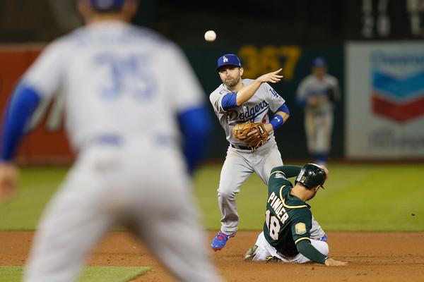 Brian+Dozier+Los+Angeles+Dodgers+vs+Oakland+u6_1FKmQeTXl