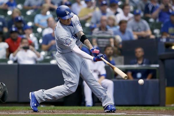 Manny+Machado+Los+Angeles+Dodgers+vs+Milwaukee+HJwyVdCVEQsl