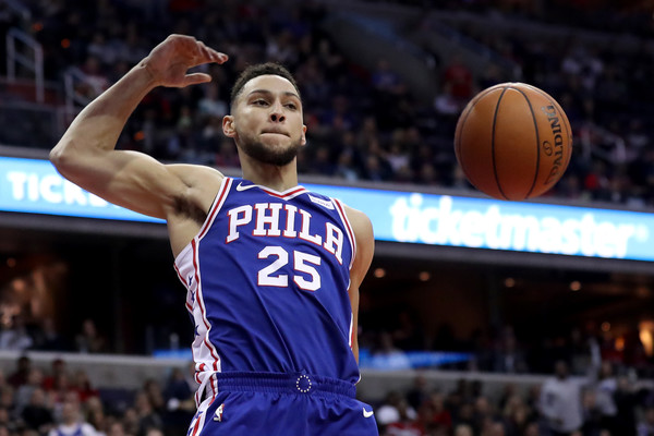 Ben+Simmons+Philadelphia+76ers+v+Washington+hZ4PmnpFvw8l