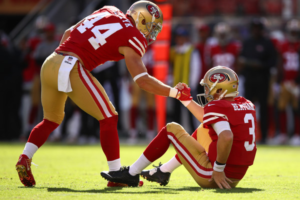 Kyle+Juszczyk+Arizona+Cardinals+v+San+Francisco+1-oU9Ut_1Zol
