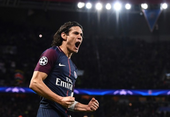 Edinson-Cavani-PSG-vs-Celtic-Champions-League-2017