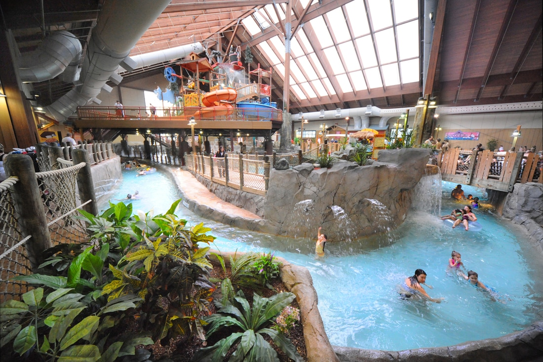Six Flags Lodge and Indoor Waterpark  The Athletic