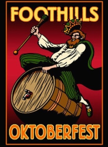 Octane Coffee will be pouring Foothills Brewing's Oktoberfest Marzen next week at its weekly beer tasting.