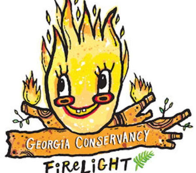 Firelight brings together Georgia Conservancy members and trip alumni, as well as introduces new work to protect Georgia's most precious natural places.