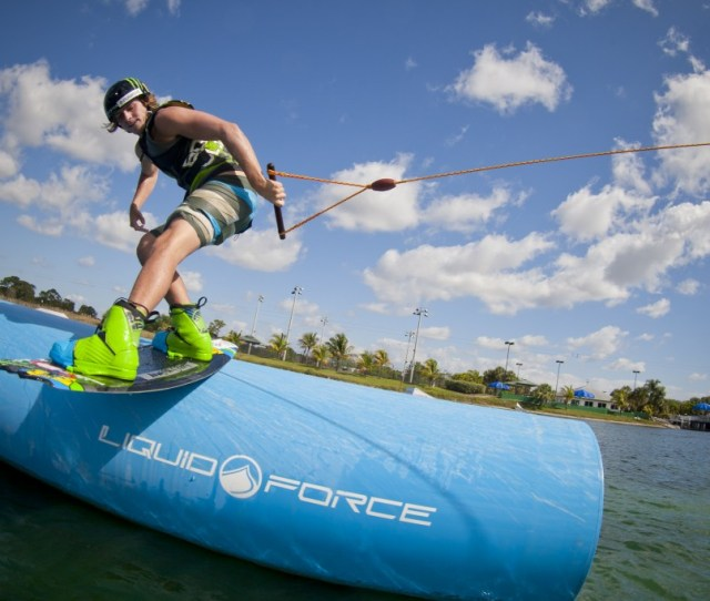 So Why Is Ski Rixen Floridas Oldest Yet Most Innovative Cable Tow Park So Popular With Pros And The Everyday Joes For All Things Wakeboarding