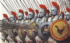Greek Phalanx The Atlantis Project Jake Parrick Warfare in Fantasy