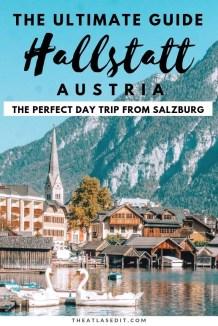 A Day Trip from Salzburg to Hallstatt