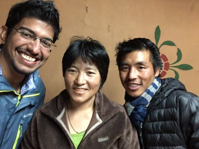 Vin Thinley and Farmers Wife