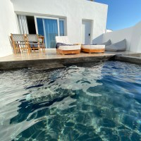 Hotel Review: Adronis Arcadia, Santorini
