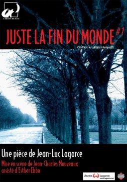 Juste La Fin Du Monde Theatre : juste, monde, theatre, Juste, Monde, Jean-Luc, Lagarce,, Scène, Jean-Charles, Mouveaux,, Theatre-contemporain.net