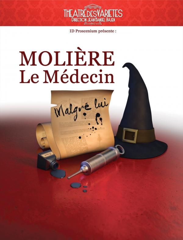 Le Medecin Malgre Lui Theatre : medecin, malgre, theatre, Medecin, Malgre, Théâtre, Variétés