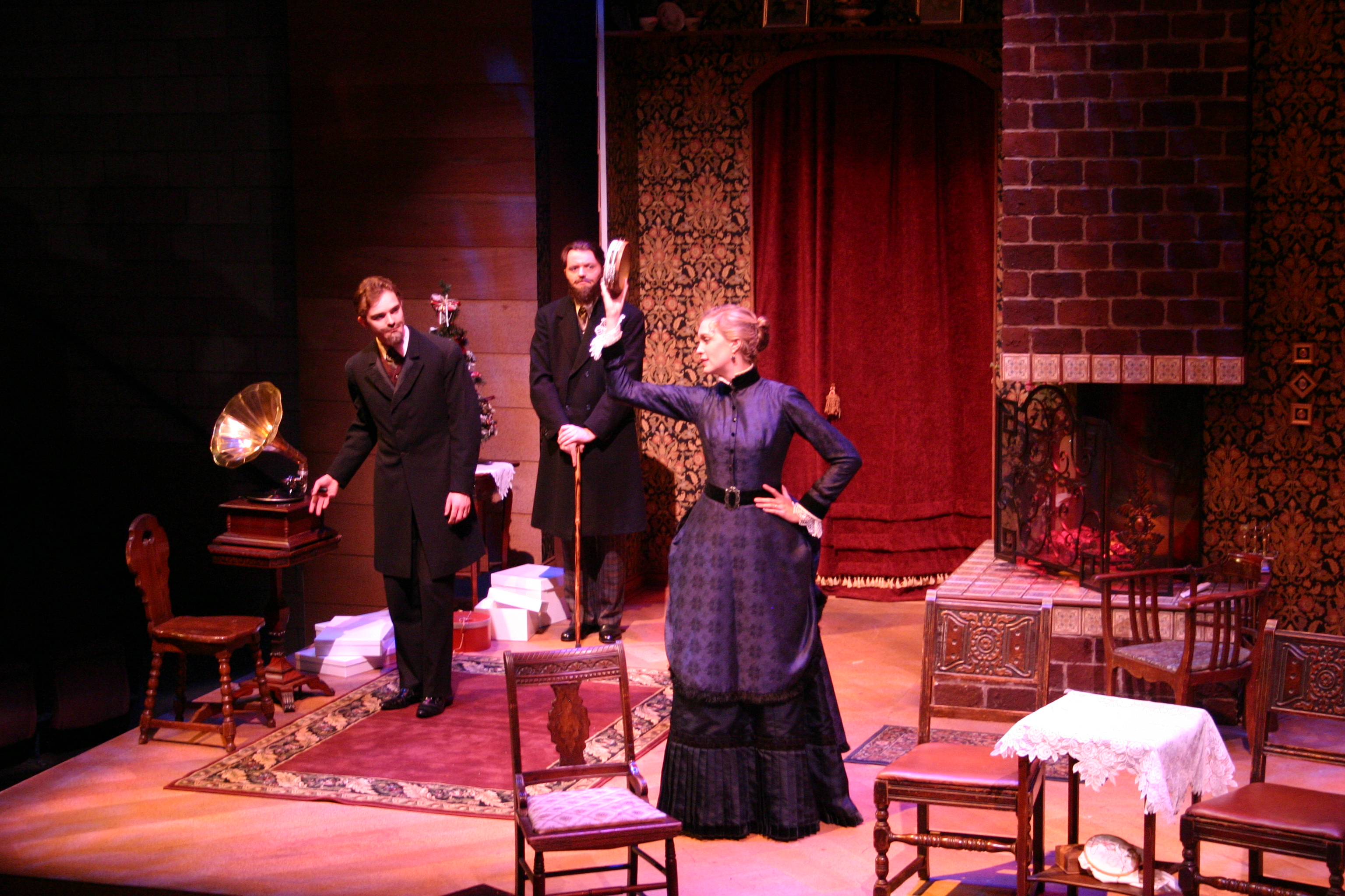 A Dolls House  Theatre Studies