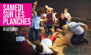 Samedi sur les planches au Théâtre du Gai Savoir