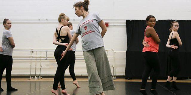 Summer Dance Intensive: High School Summer Programs: About ...